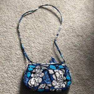 Vera Bradley Blue Lagoon Small purse